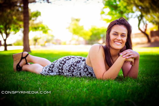 Kelly Bengtsson - Senior Portrait