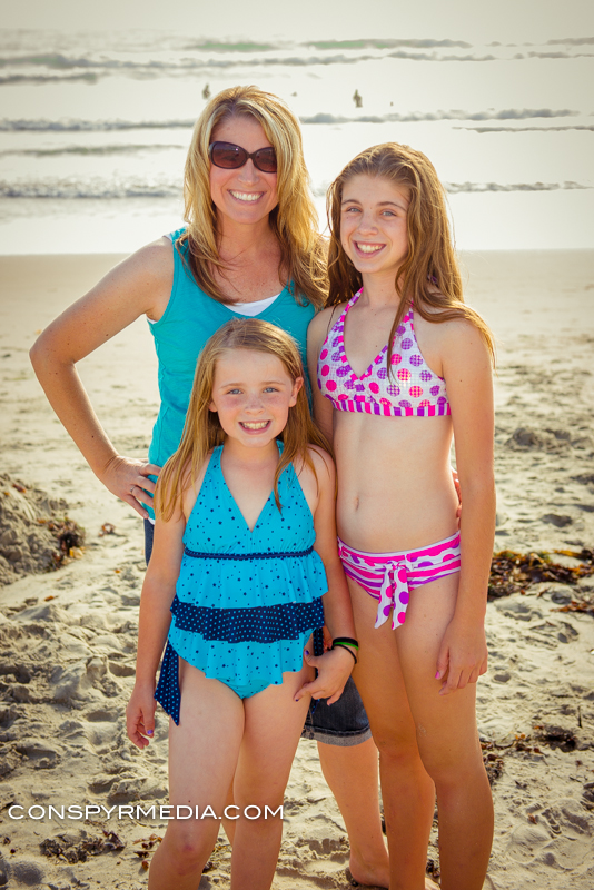 Sydney and Emma - Mission Beach