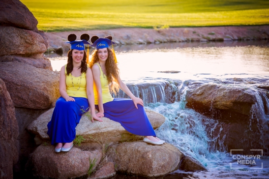Senior Portraits: Breck Andrews and Cierra Shipley